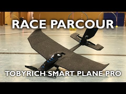 indoor-racing-parcour-with-plane--tobyrich-smart-plane-pro-fpv--helimode