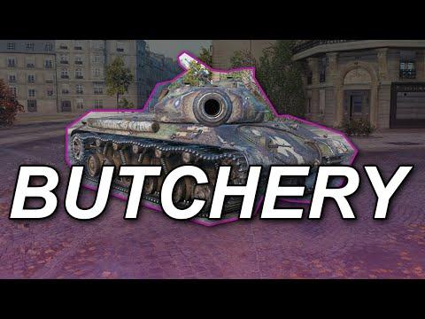 BUTCHERY - 53TP - World of Tanks