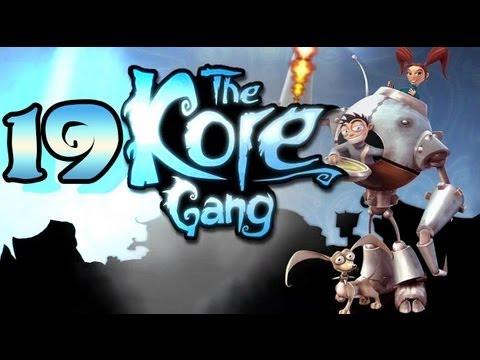 the kore gang wii cheats