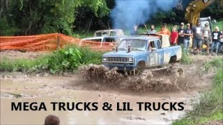 2018 BUK  MUD  BOG PART 3,   / LATER IN THE DAY