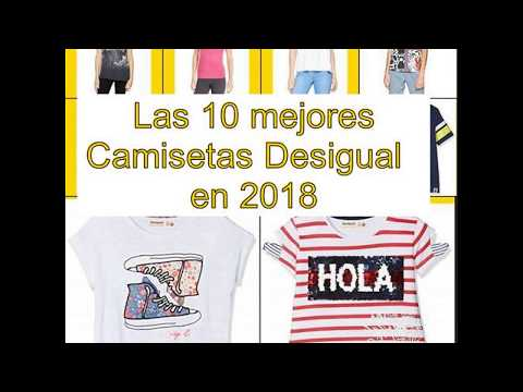 Mejor-es Camiseta Desigual Mujer – Revista Visor 1ec3d7e903aa9