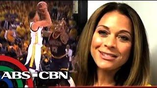 TV Patrol: Ina ni Stephen Curry, nagpasalamat sa suporta ng Pinoy fans