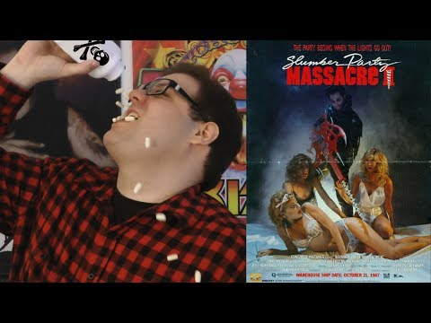 Slumber Party Massacre II (1987) – Blood Splattered Cinema (Horror Movie Review)