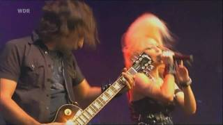 Doro - I Rule the Ruins (Live in Bonn, Museumsplatz, 2009) (Rockpalast) HD