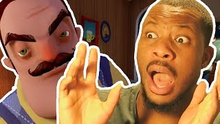 HELLO NEIGHBOR | HELP ME SOLVE THE MYSTERY!!! #1