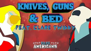 Rare Americans, Clare Twiddy - Knives, Guns & Bed