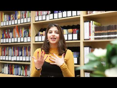 Hear from IB student Ashwaty