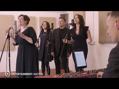 Gospel Voices Choir Perform 'Joy To The World'