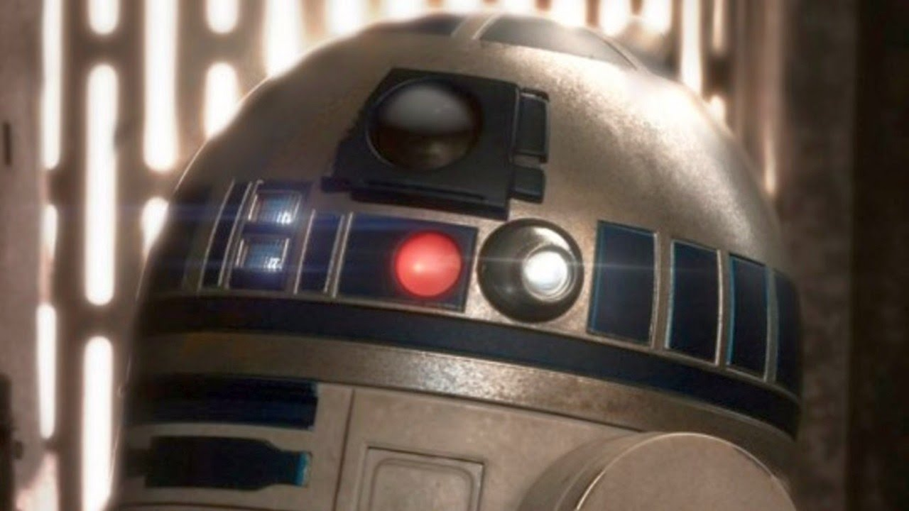 R2-D2 Is Just As Heroic As His Non-Robot Counterparts