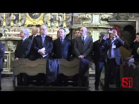 CAMPANIA PUPIA: Novembre 2014 – Tanti i Neoborbonici che hanno accolto S.A.R. il Principe Carlo di Borbone per la celebrazione dei 120 anni dalla morte di Francesco II, ultimo Re delle Due Sicilie.