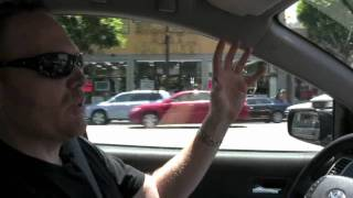 Comedian Bill Burr's Hollywood Tour - Summer 2010 Edition