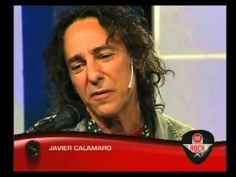 Javier Calamaro video Entrevista + Acústico - CM Rock - Diciembre 2015