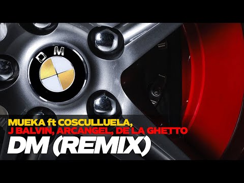 DM (Remix - Letra) - Cosculluela (Video)