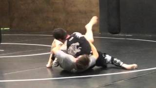 Nogi training Jeremy Horn