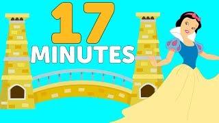 London Bridge is Falling Down and Many More Nursery Rhymes | Kindergarden TV