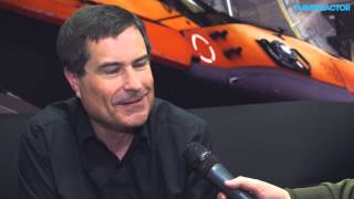 Elite: Dangerous - David Braben Interview