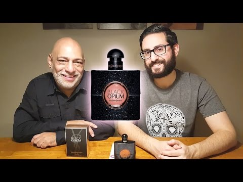 Black Opium by Yves Saint Laurent Fragrance / Perfume Review