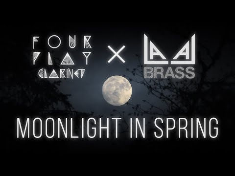 """Mashup of """"Moonlight Sonata"""" and """"Rite of Spring!"""" Collab with LALA Brass and Four Play Clarinet, featuring a sax solo from Eric ."""