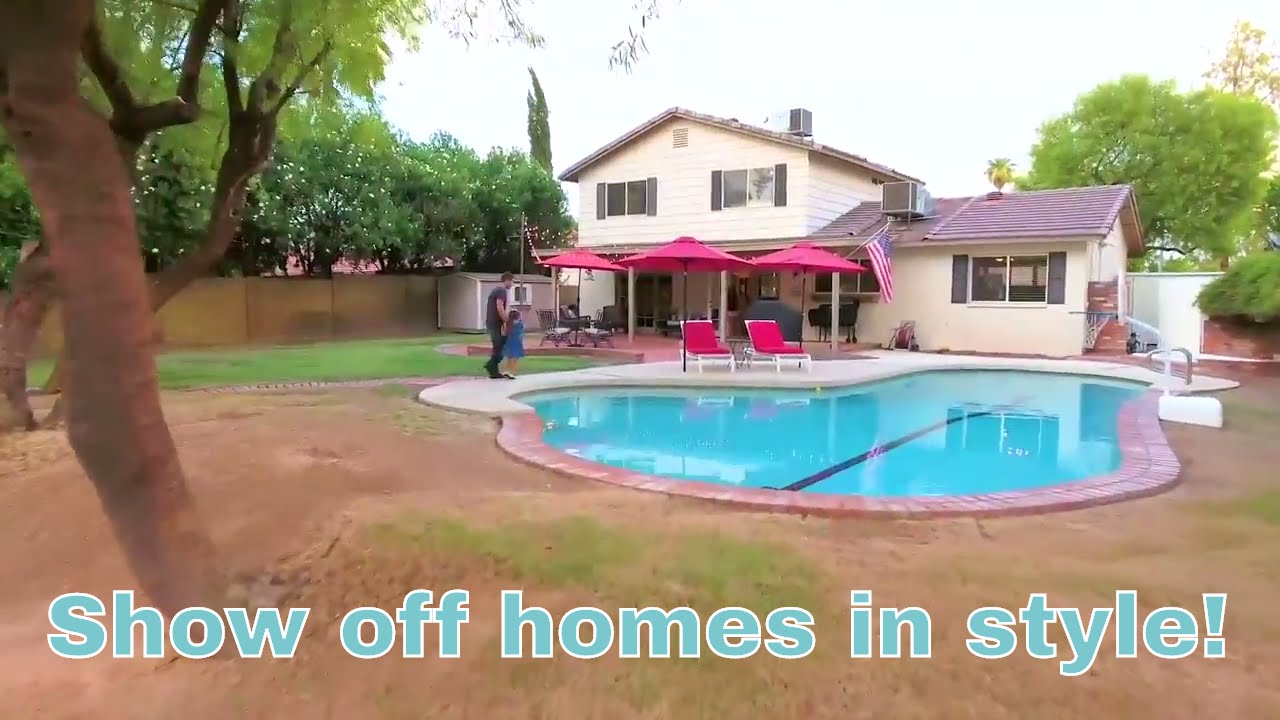 Real Estate Listing Video