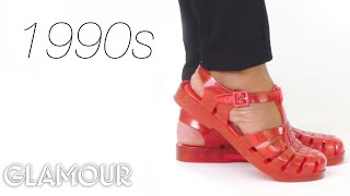 100 Years of Women's Shoes   Glamour