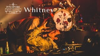 Whitney | Pitchfork Music Festival Paris 2016 | Full Set | PitchforkTV