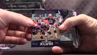 11 NFL Boxes Serial #s GB