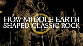 How Middle Earth Shaped Classic Rock