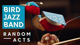 Birds Form A Jazz Band  The Dawn Chorus By George Wu  Musical Short  Random Acts