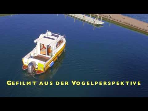 Video vorschau von Neue App für den Bootsfahrunterricht & die Bootsprüfung Motorboot Kat. A