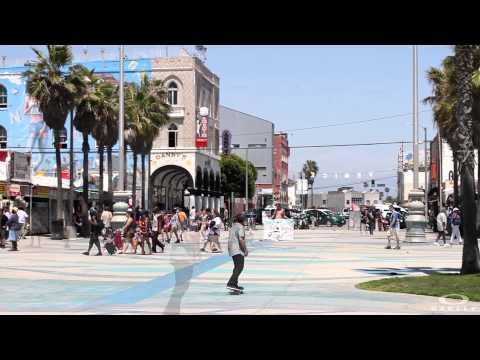 Oakley shoes - Murilo Peres - Venice Beach