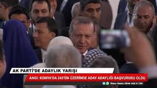 Hasan Angı açıkladı! Konya'da kaç aday adayı başvuru yaptı?