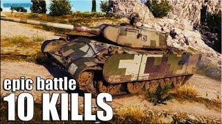 РЕКОРД по ОПЫТУ Т-44-100 (Р) World of Tanks