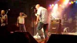 4 SKINS - EVIL (Live at Punk Disorderly 2008)