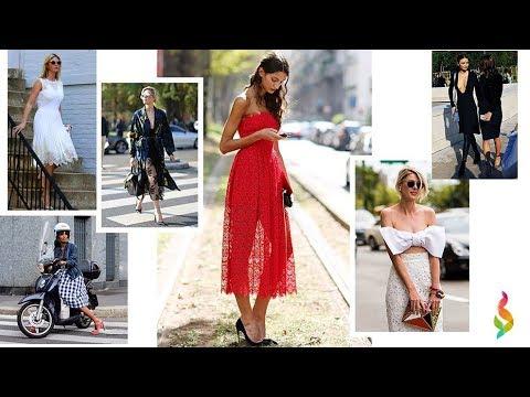 Модные платья 2018 для всех фото 💎 Женские стильные платья весна-лето 2018: тренды, тенденции моды