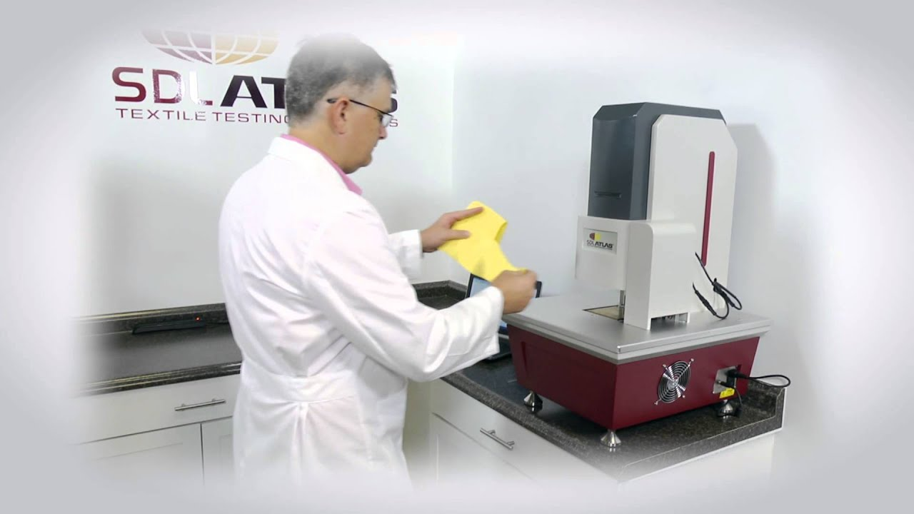 ftt�: fabric touch tester | textile testing products | sdl atlas