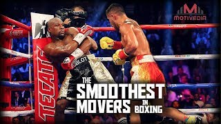 The SMOOTHEST MOVERS in Boxing (2018)