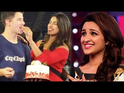 Parineeti Chopra's CUTE MESSAGE For Nick Jonas On