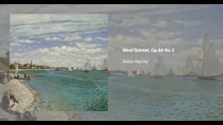 Wind Quintet, Op.88 No.3