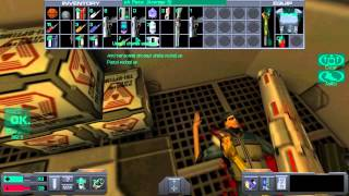 System Shock 2 - Deck 1 - Coolant Tunnels