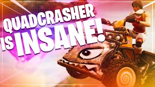 Quadcrasher good for scrims? Liquid tries the new patch! | Fortnite Battle Royale