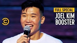 """Stop Guessing Where Joel Kim Booster Is """"From"""""""