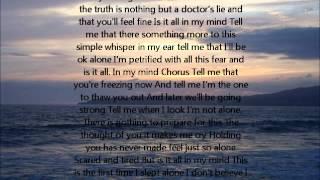 Derek Clegg - Thaw You Out - Lyrics.wmv