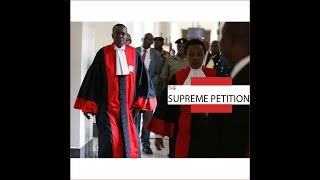 Factors that will determine success or failure of Supreme Court petition