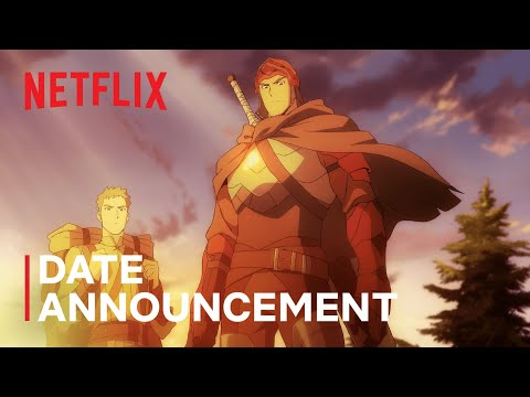 The First Trailer For Netflix