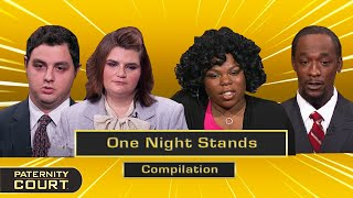 One-Night Stands:  Followed By Countless Sleepless Nights (Compilation)   Paternity Court