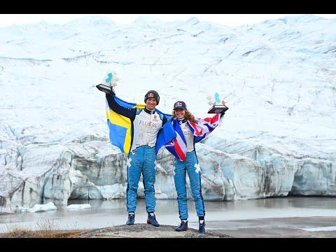 Andretti United Extreme E win the Arctic X Prix!