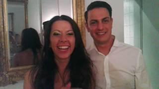 Tamada Bewertung von Tamada Eugenia, Hochzeitssängerin Lena und DJohn Lamb von Anastasia und Daniele