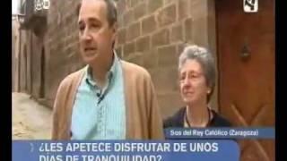 preview picture of video 'El Sueño de Virila (Aragón TV) Sos del rey católico'