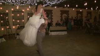 "Lizelle & Bernard BEST WEDDING DANCE - ""Be my Forever"" Christina Perri & Ed Sheeran"