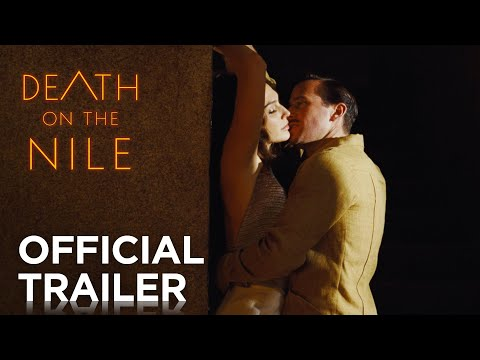 Death on the Nile (2020) official trailer - makeup by Sarah for Gal Gadot